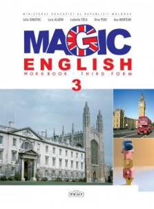 Magic English. Workbook. Fo...